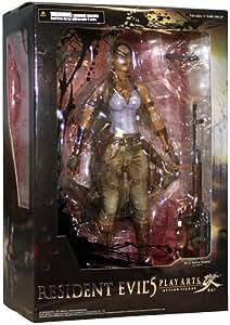 Resident Evil 5 Play Arts Kai figurine Sheva Alomar 15 cm