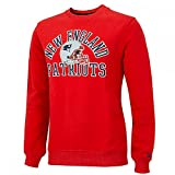 New Era NFL NEW ENGLAND PATRIOTS College Crew Sweatshirt, Größe:S
