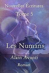 Les Numans (Nouvelles Écritures t. 5)