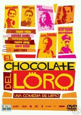 El Chocolate del loro (Jose Loro)