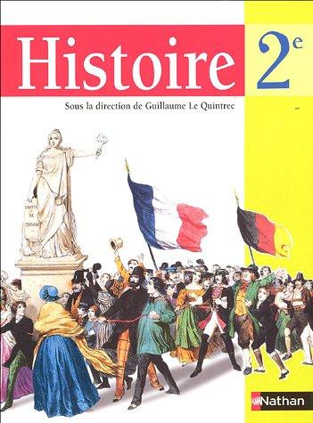 Histoire 2e
