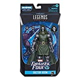 Marvel Legends Series - Doctor Doom (Action Figure 15cm da Collezione, Build-A-Figure Super Skrull)