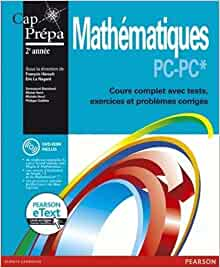 Amazon.fr - Mathématiques PC-PC* : Cours complet avec