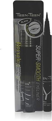 Teen Teen Super Smooth Eyeliner, Black, 2 ml
