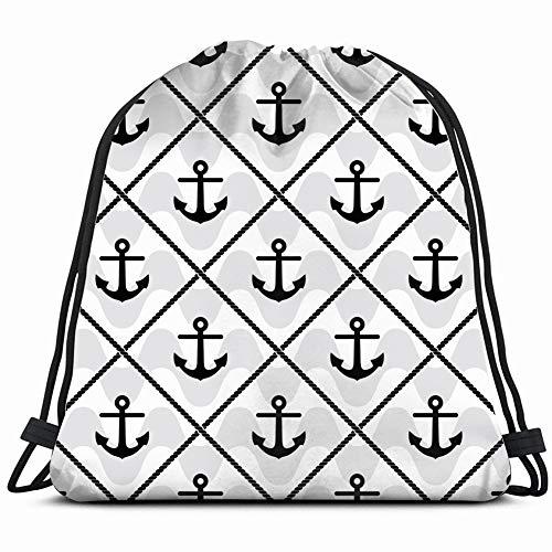 Desing shop patternsigns Special Backpack Sack Bag Gym Bag for Men & Women 17X14 Inch