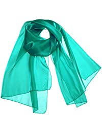 Topwedding 184*68cm(72*27inch) Sheer Châle Wrap Dress Soirée Foulard Etole Printemps/Été