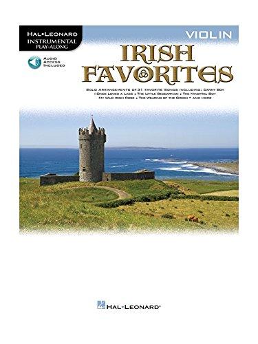 instrumental-playalong-irish-favourites-violin-partitions-downloads-pour-violon
