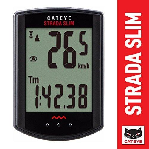 CATEYE Fahrradcomputer Strada CC-RD310W, Black, FA003524064