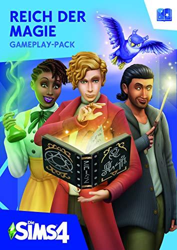 Die Sims 4 - Reich der Magie Standard   PC Code - Origin -