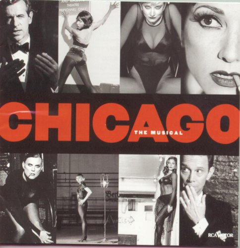 Chicago The Musical (New Broadway Cast Recording (1997)) (New Broadway Cast)