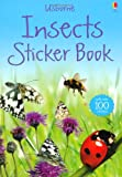 Insects Sticker Book (Usborne Nature Sticker Books) (Usborne Spotter's Sticker Guides)