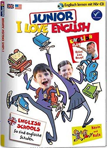 I LOVE ENGLISH JUNIOR (+Hör-CD) [Jahresabo]