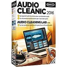 MAGIX Audio Cleanic Lab 2016