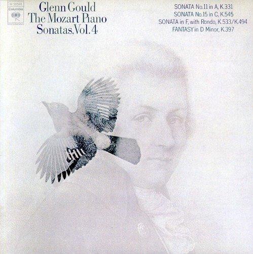 Les Sonates Pour Piano De Mozart /Vol.4