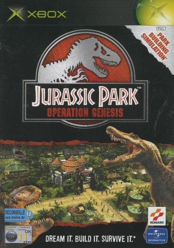 Jurassic Park: Operation Genesis (Xbox) UK IMPORT