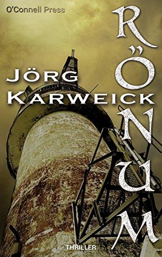 Buchseite und Rezensionen zu 'Rönum' von Jörg Karweick