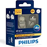 Philips X-tremeUltinon LED WY21W Ambre Auto-Glühlampen (Doppelt Pack) 11065XUAX2