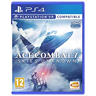 Ace Combat 7: Skies Unknown (Includes a digital download copy of 'Ace Combat Squadron Leader')