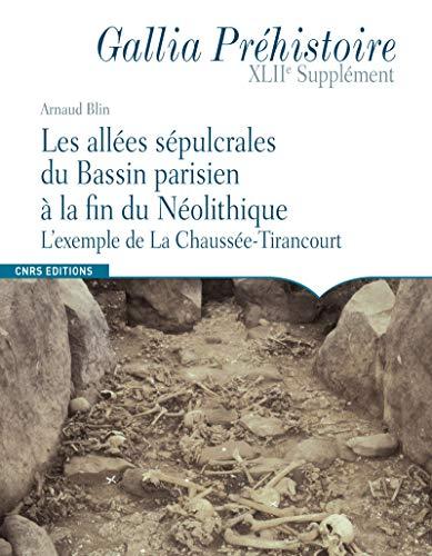 Les allées sépulcrales du Bassin parisien à la fin du Néolithique par Arnaud Blin