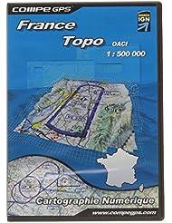 TwoNav tarjeta de Francia Aviación