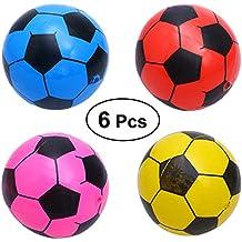 06f66cd5e49d7 TOYMYTOY Balón de Fútbol Bolas Pelotas Juguetes Deportivos para Niños Color  ...
