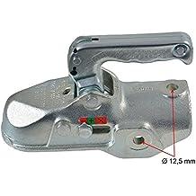Kugelkupplung rund Die Zugkugelkupplung hat einen Durchmesser 35 bis 50mm Bis 3000kg geeignet Top Anh/ängerzubeh/ör