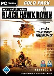 Delta Force: Black Hawk Down - Gold Pack inkl. Team Sabre