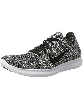 Nike Jungen White / Black Laufschuhe