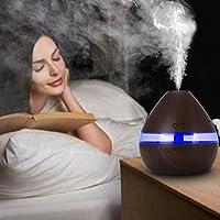 Fuibo Luft Aroma ätherisches Öl Diffuser LED Ultraschall Aroma Aromatherapie Luftbefeuchter | Humidifier| Befeuchter... preisvergleich bei billige-tabletten.eu