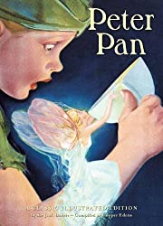 Peter Pan (A Classic Illustrated Edition) by J.M. Barrie (12-Sep-2005) Hardcover