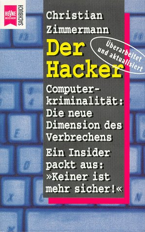 Der Hacker par Christian Zimmermann