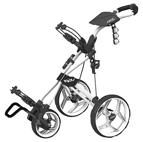 Clicgear Kid's Rv3j Rv3F chariot Taille unique blanc