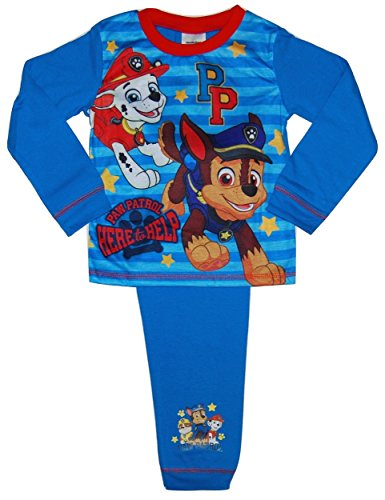 Boys Paw Patrol Pyjamas Here to Help 18 24 Months 2 3 4 5 Years