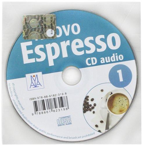 Nuovo espresso. CD Audio: 1