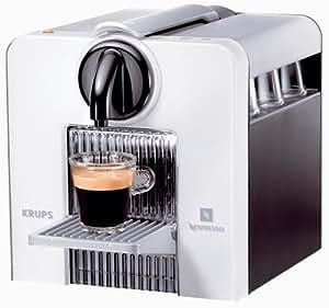 Krups Xn5000Po Nespresso Le Cube Imac Blanc