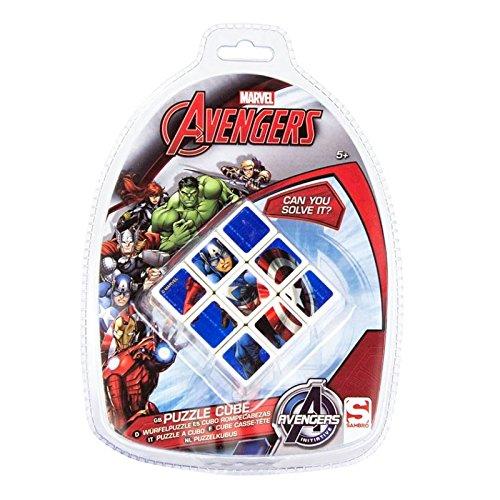 Avengers Puzzle Cube, Mini