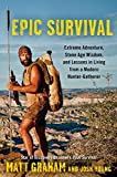 Best Simon & Schuster American Sports - Epic Survival: Extreme Adventure, Stone Age Wisdom, Review