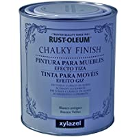 Rust-Oleum 4080203 Pintura, Blanco Antiguo, 750 ml