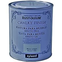 Rust-Oleum 4080203 Pintura, Blanco Antiguo, 750 ml