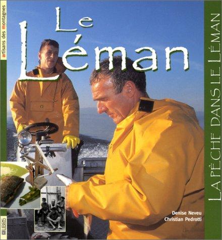 Le Léman et ses pêcheurs par Denise Neveu