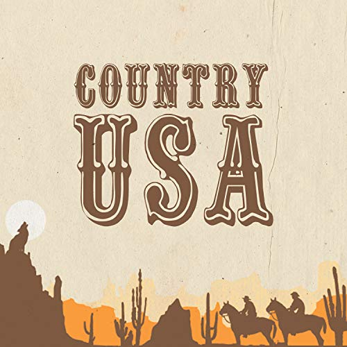 Country USA: Top 100, Easy Listening, Wild Western Country, American Music, Instrumental Vibes