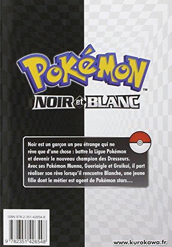 Pokemon Noir et Blanc Vol.1