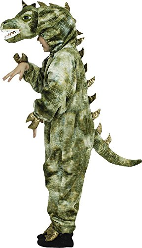 Dinosaurier-Kostüm für Kinder 116-128 (5-8 Jahre)