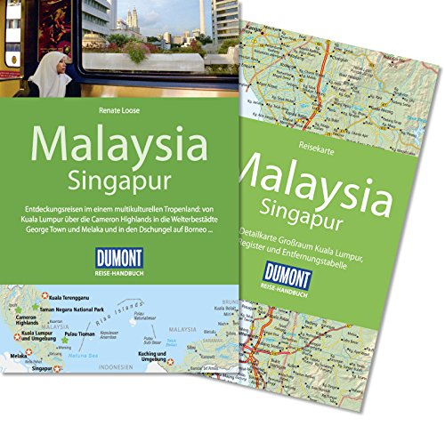 Preisvergleich Produktbild DuMont Reise-Handbuch Reiseführer Malaysia,  Singapur: mit Extra-Reisekarte