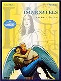 vignette de 'Les Immortels n° 2<br /> La Volonté du mal (Stephen Desberg)'