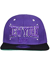 Original Snapback City Square Caps
