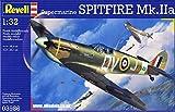 Revell Supermarine Spitfire Mk IIa Aircraft Plastic Model Kit