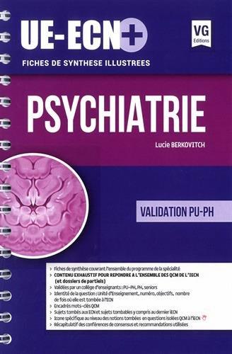 Psychiatrie : Validation PU-PH