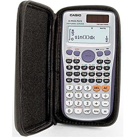 Taschenrechner Schutztasche für Casio FX 991 ES / DE