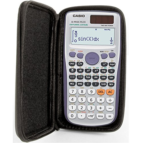 SafeCase - Funda para calculadora Casio FX 991 ES/DE Plus